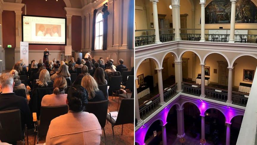 Compro Möten & Events Partnerdag på Stockholm City Conference Centre.