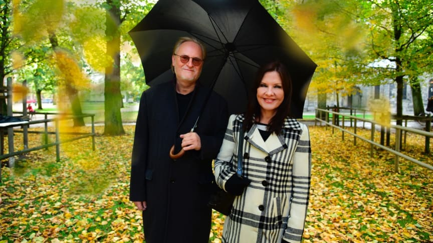 Jan Sigurd och Anna-Lena Brundin