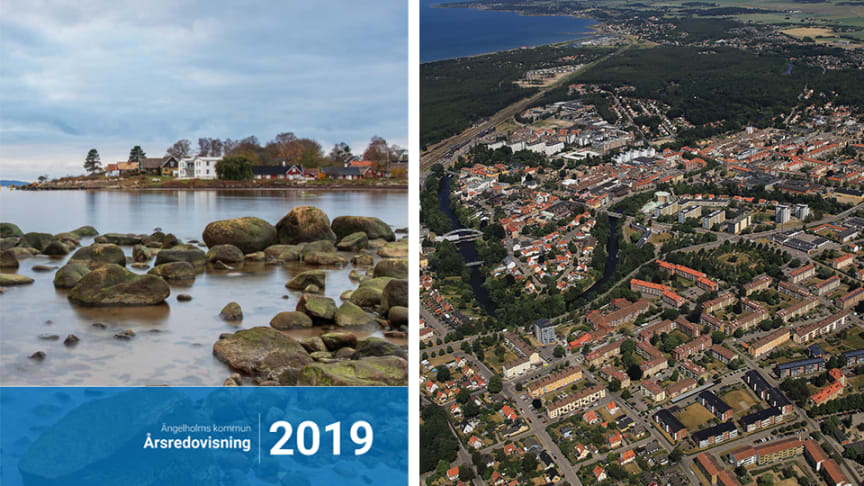 Bättre ekonomi än väntat för Ängelholms kommun 2019