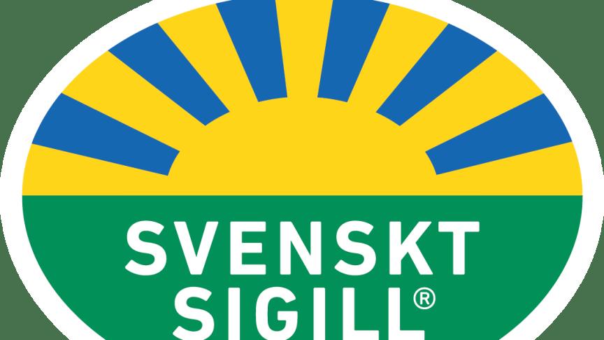 Svenskt Sigills logotyp för naturbete
