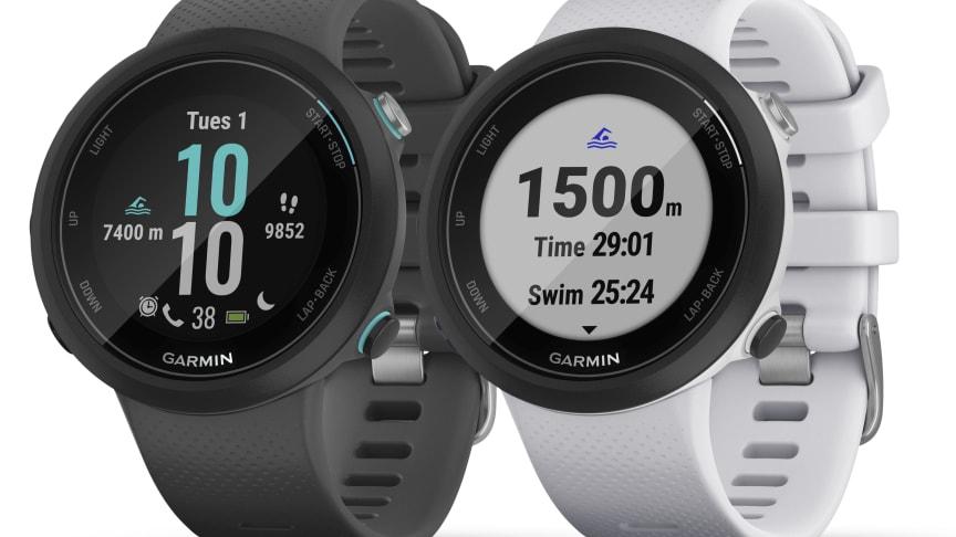 Garmin Swim™ 2 – måler puls også under vann