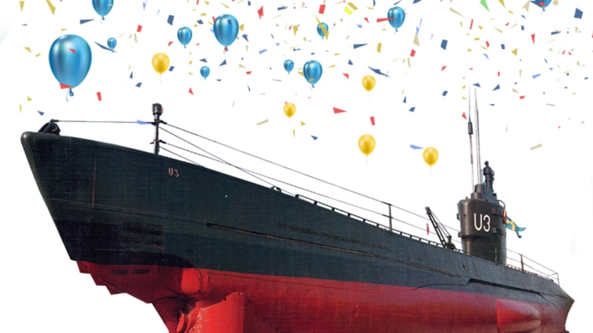 Folkkär ubåt firar 50 år på museet