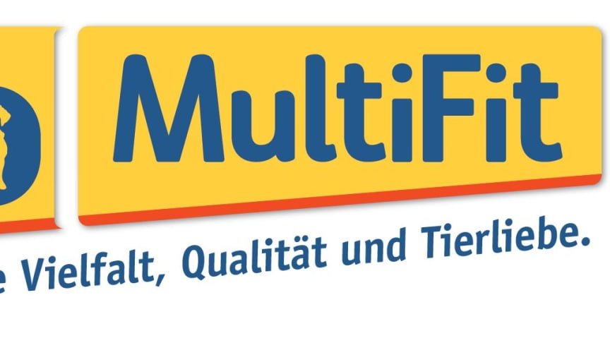 Seit 1998 im Sortiment: Die erste exklusive Fressnapf-Marke MultiFit feiert in diesem Jahr  20jähriges Jubiläum