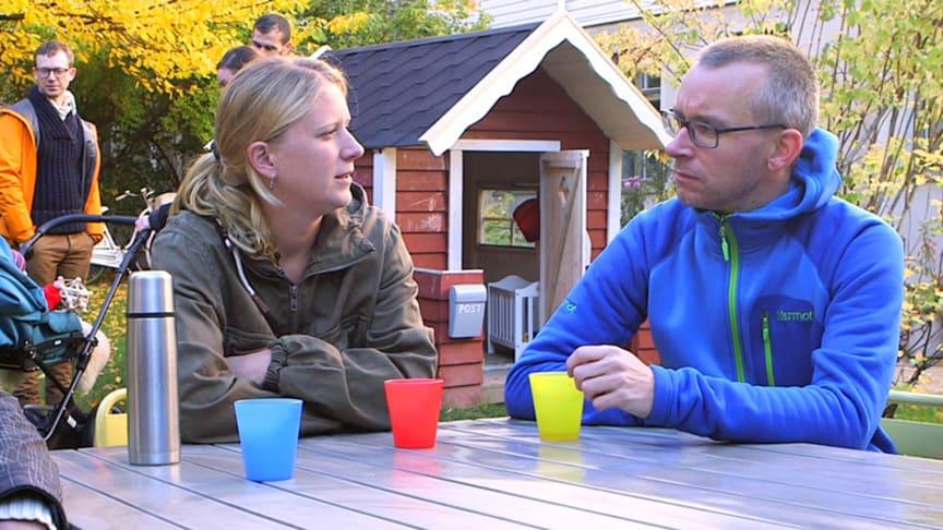 Brf Eskulapius i Göteborg är Riksbyggens Hållbarhetsförening 2013