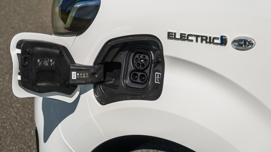 Toyota PROACE Electric 17