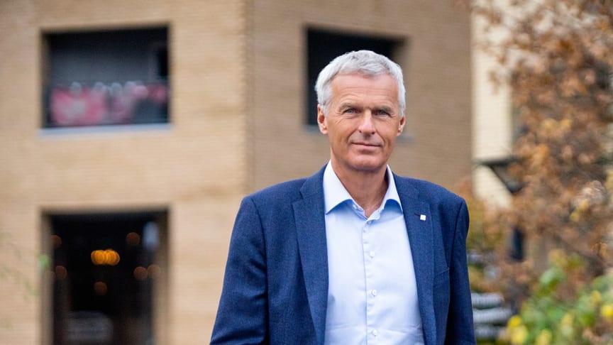 – Koronasituasjonen tatt i betraktning, er vi fornøyde med utviklingen i omsetning og resultat for første kvartal, sier konsernsjef Per Kristian Jacobsen.