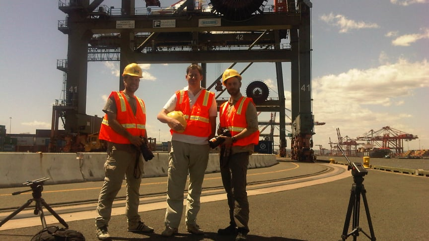 The final blog post from our globetrotting film crew as they wrap up shooting for the Cavotec film