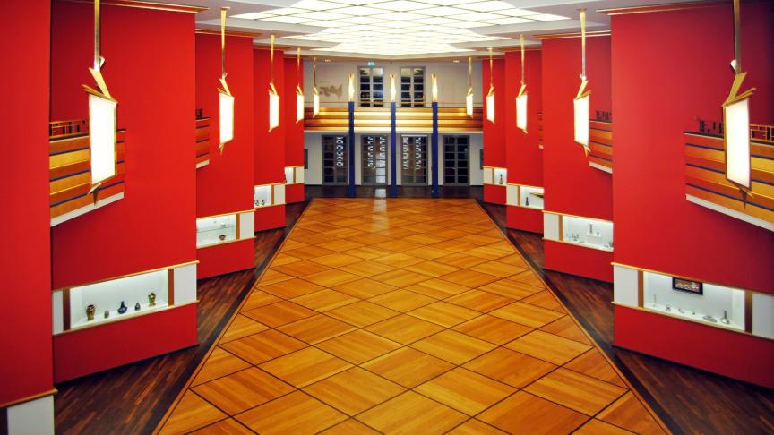 Viele Einrichtungen wie das GRASSI Museum für Angewandte Kunst Leipzig bleiben vorerst leer, bieten aber digitale Angebote - Foto: Andreas Schmidt