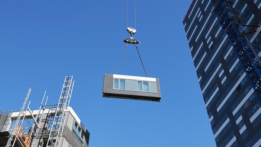 250 000 nya bostäder fram till 2020 är realistiskt enligt konjunkturrapport