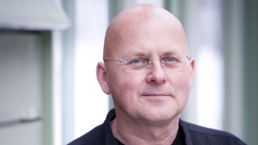 Jeff Werner. Foto: Eva Dalin / Stockholms universitet