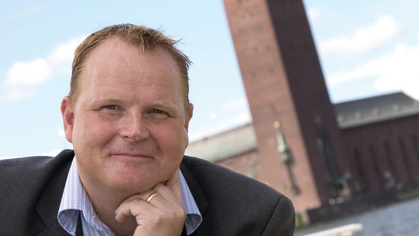 Supplies Direct rekryterar branschprofilen Mårten Widborg