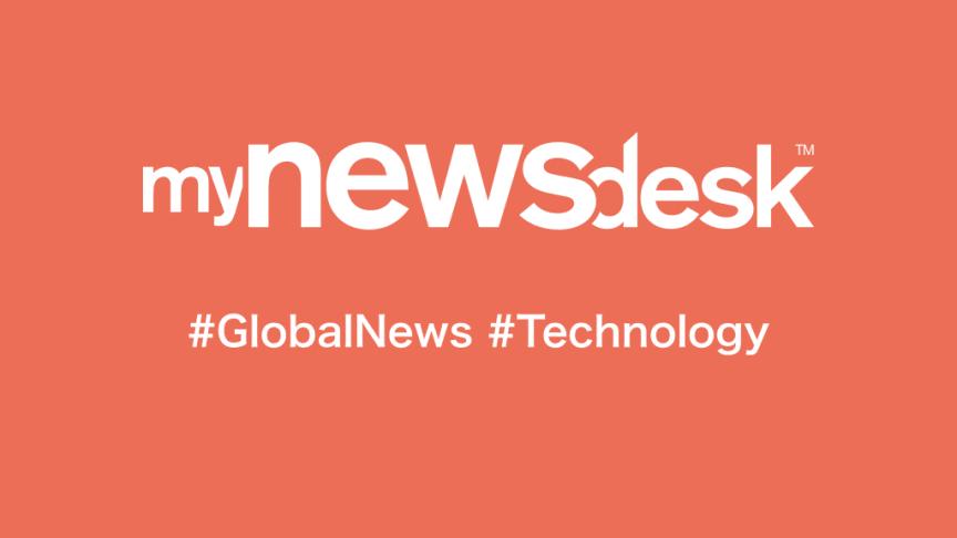 Mynewsdesk #GlobalNews #Technology 2019.9.
