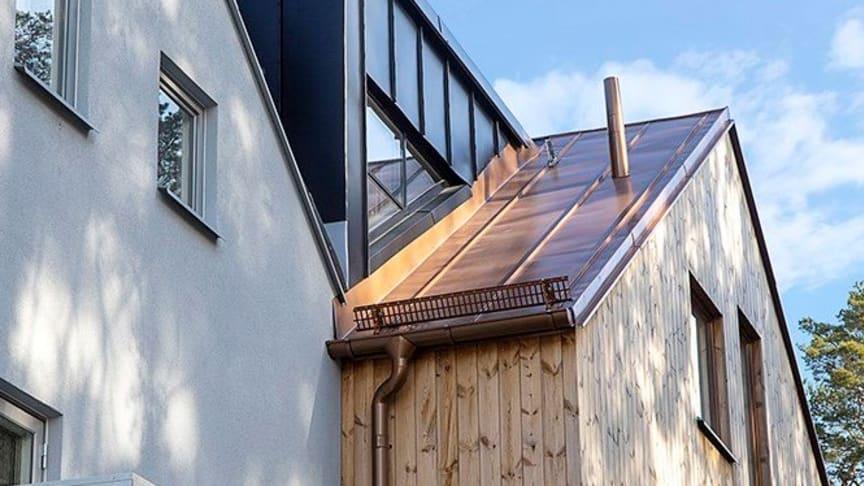 Brf Lovisas Hus, Byggt av Hökerum Bygg ritat av Kirsh & Dereka.