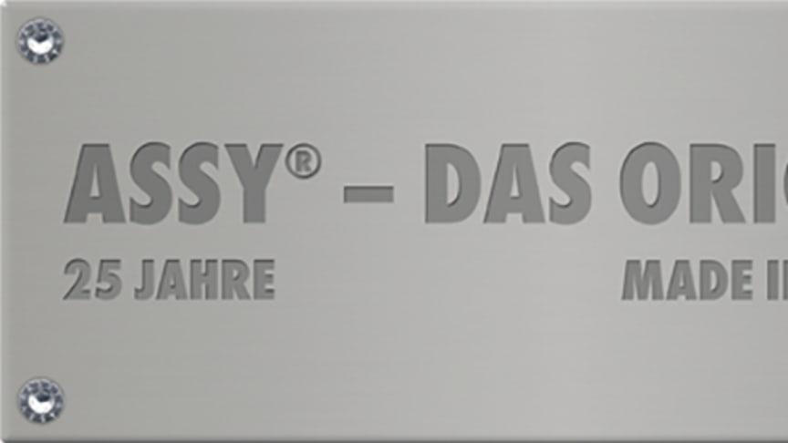 Würths ASSY®-skruv firar 25 år