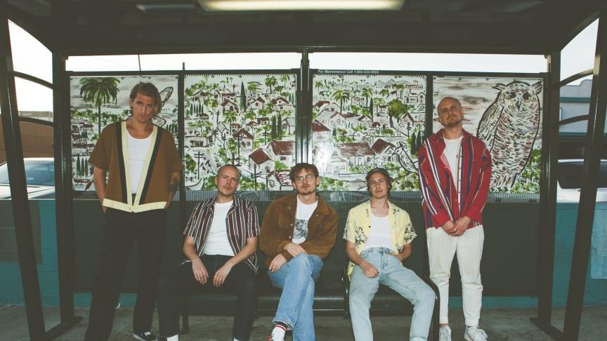 Tjuvjakt gör 5 exklusiva klubbgig i vår - utlovar ny musik inom kort!