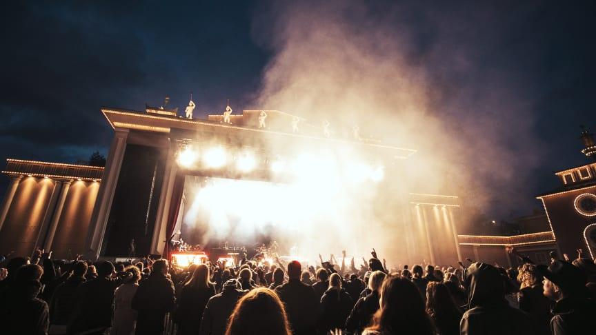 Inga konserter på Liseberg i sommar
