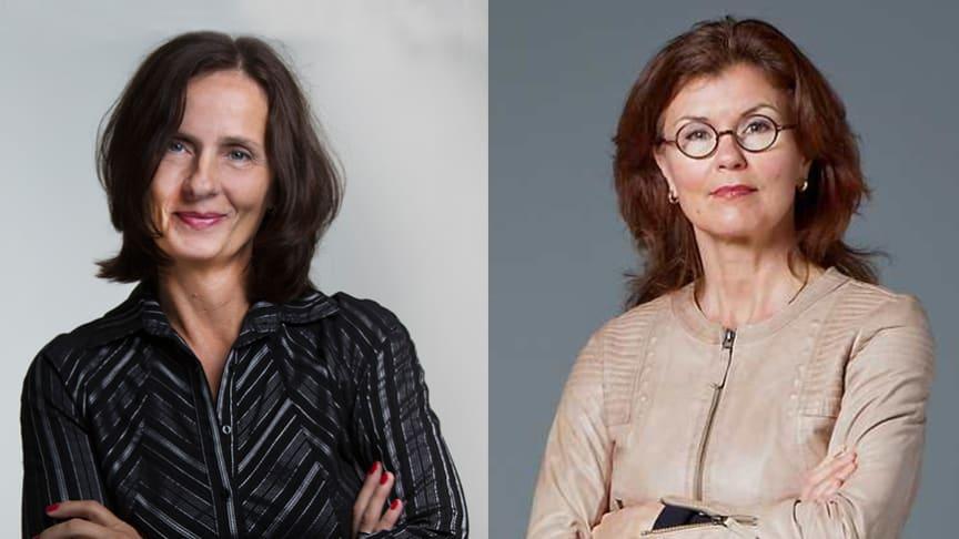 På gränsen – ett samtal mellan Susanna Alakoski och Heidi Avellan den 24/9.