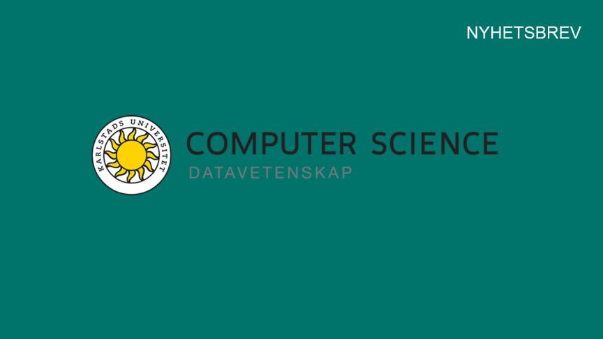 Datavetenskaps nyhetsbrev 1, 2020