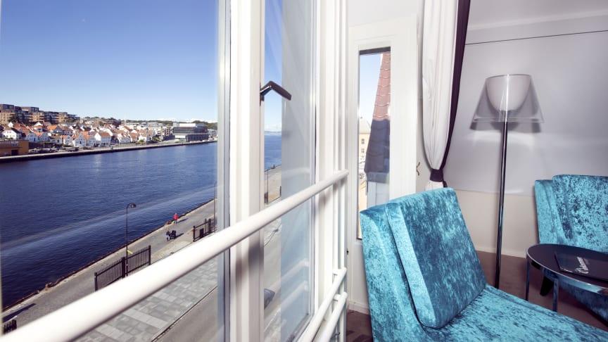 CLARION COLLECTION HOTEL SKAGEN BRYGGE: Ta sommerferie i Stavanger med Nordisk Hotellpass.