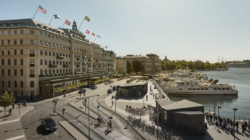Grand Hôtel ingår samarbete med Beredskapslyftet för att öka personalförsörjningen till omsorgen