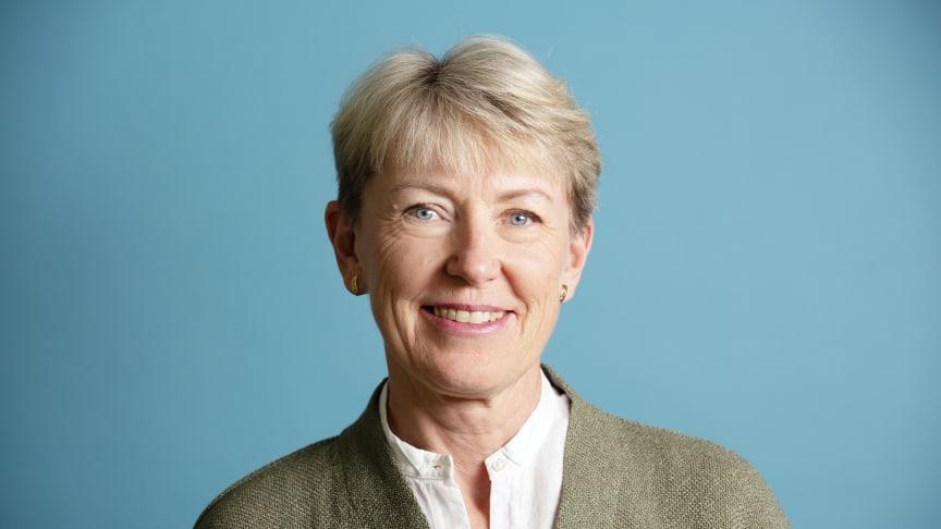 Cecilia Palm, generalsekreterare för Folkuniversitetet.