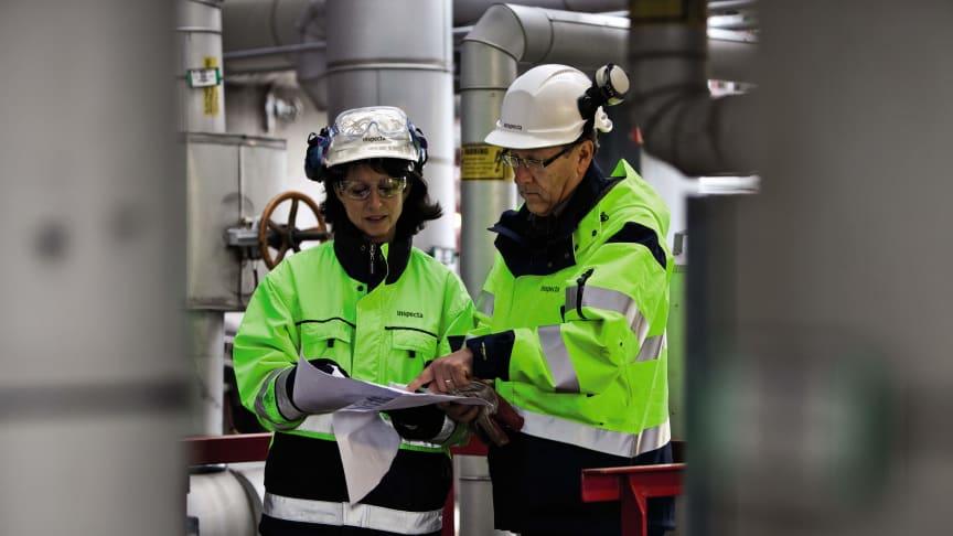 Riskbedömning ökar säkerheten för personalen