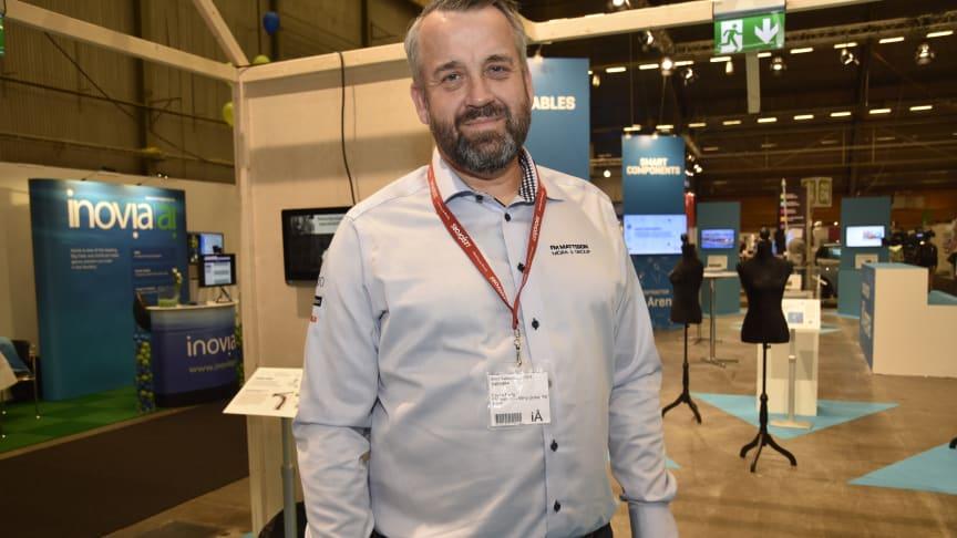 Nätverk och samarbeten är nyckeln när industrin ska komma igång med IoT, menar Frank Rälg, affärsutvecklingschef FM Mattson Mora Group AB.