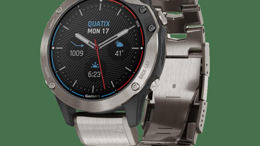 quatix 6 Titanium