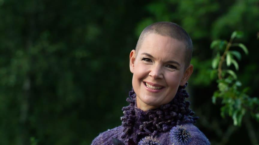 Trädgårdsbloggaren och författaren Sara Bäckmo kommer till vårens Nolia Trädgård.