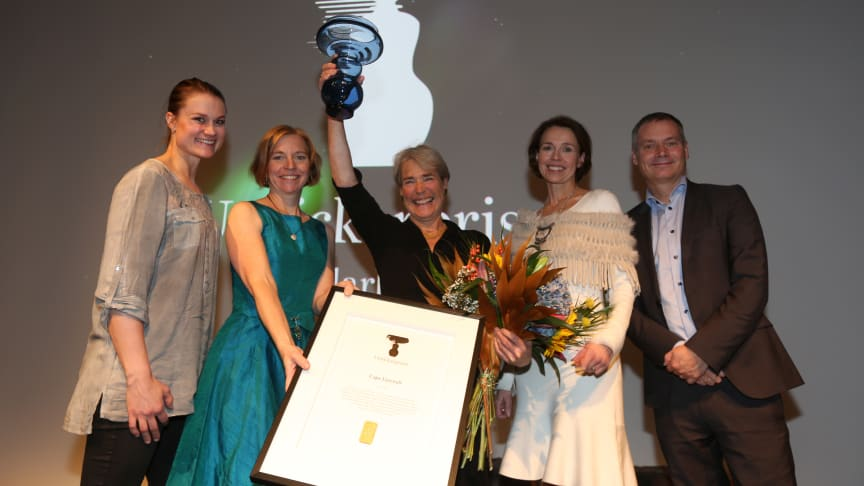 Heidi Andersson, Karin Bodin, Wendy Hollway, Anna Borgeryd och Johan Kuylenstierna