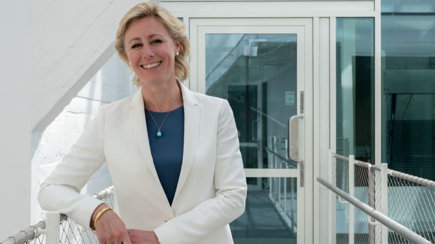 Louise Barnekow ist CEO von Mynewsdesk