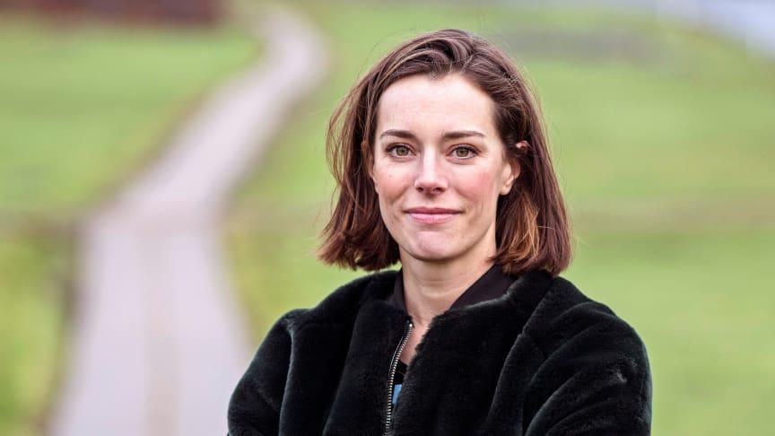 Emelie Emanuelsson, vd stiftelsen Womengineer