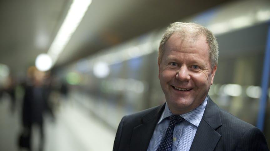 Peter Viinapuu lämnar MTR.