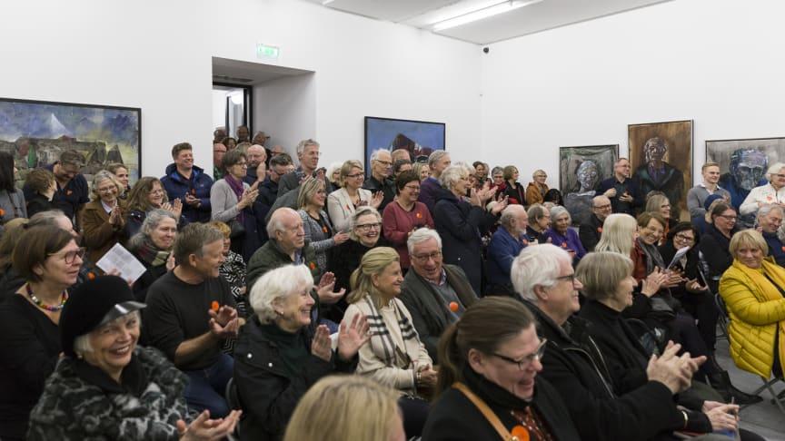 Det er bare å glede seg til utstillingshøsten på Trondheim kunstmuseum. Foto: TKM / Christina Undrum Andersen