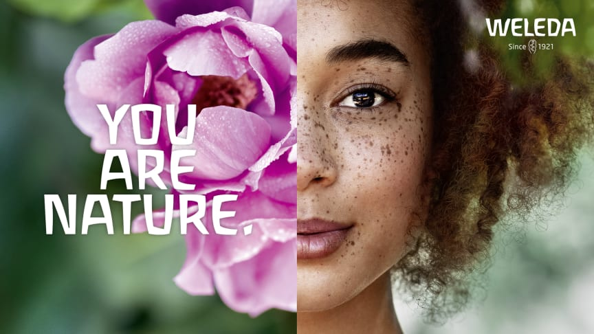 You are Nature by Weleda