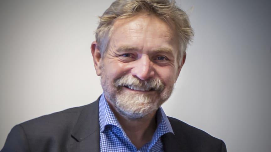 Den 1 maj tar Björn Brorström över rollen som ordförande i Högskolan Kristianstads styrelse.