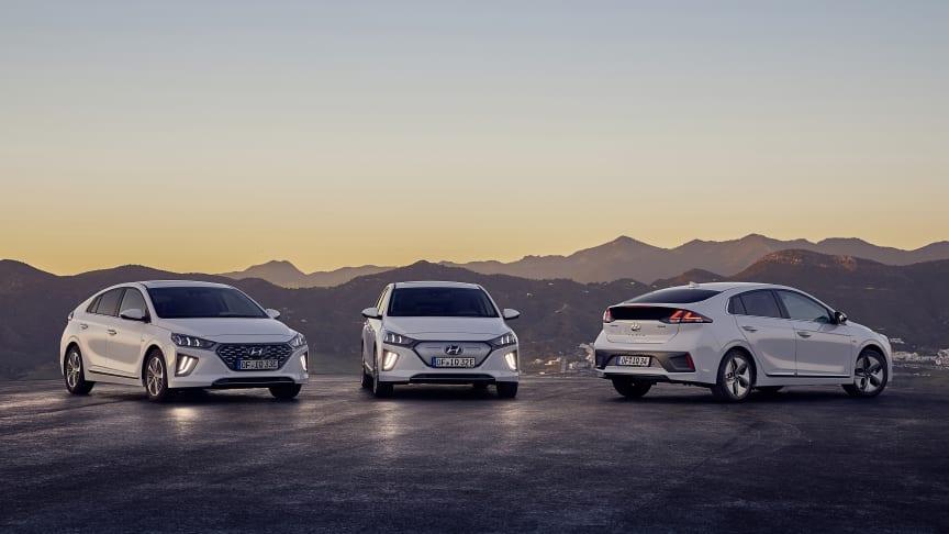 Nya Hyundai IONIQ.