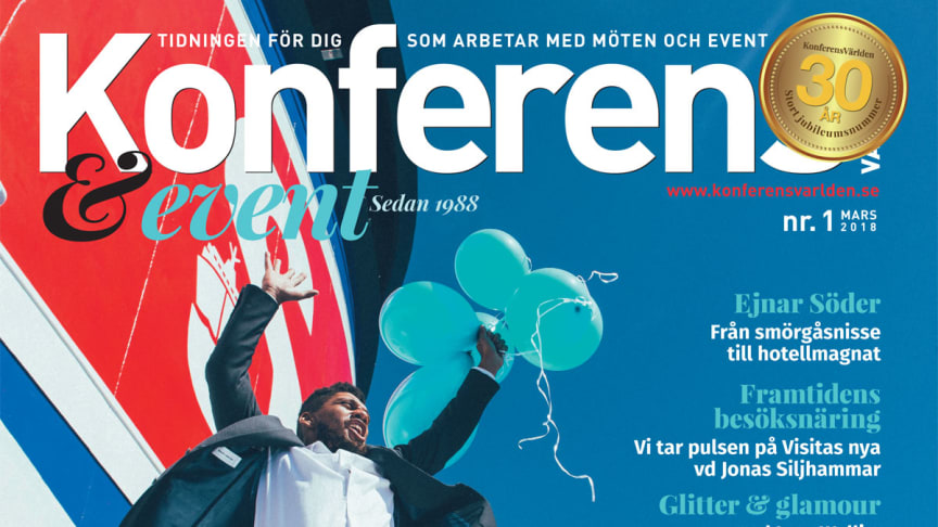 KonferensVärlden 1 2018