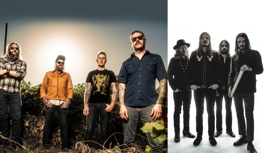 Mastodon (US) och Graveyard spelar på Stora Scenen den 26 juni