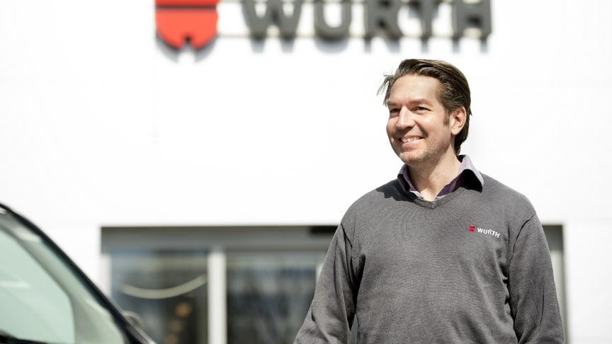 Den 26-27 januari har Würth invigningsfest i den nya butiken i Södertälje.