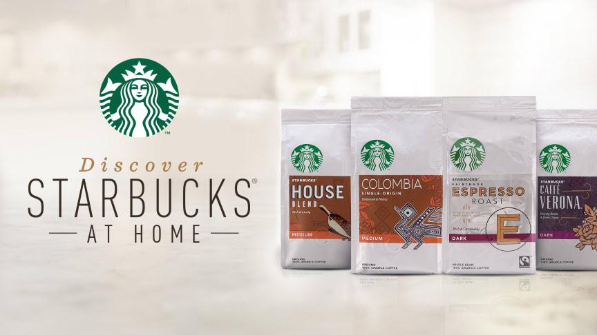 Starbucks bryggkaffe finns att köpa på ICA, Hemköp och City Gross.