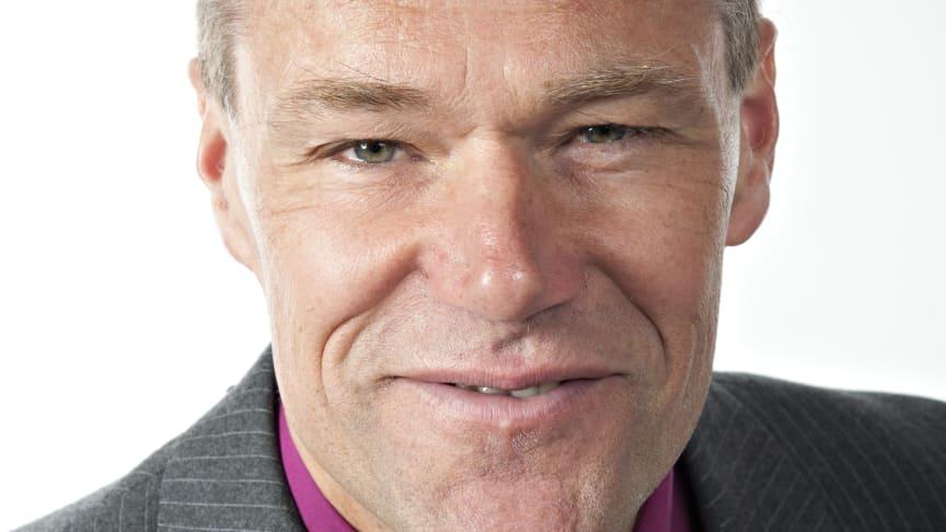 Kommundirektör Lars Liljedahl