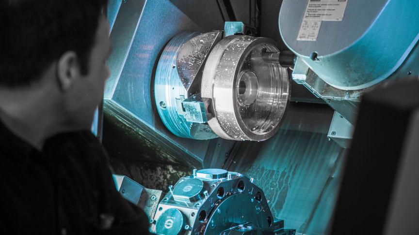För första gången ställer Inducore Components ut med samtliga åtta bolag i en gemensam monter på Elmia Subcontractor.