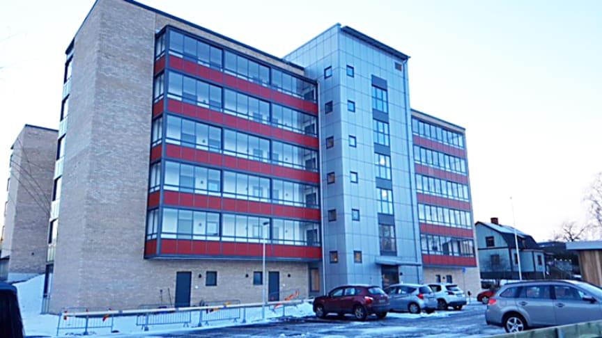 Pressinbjudan: Invigning av 39 nya lägenheter till trygghetsboendet Tallen i Frövi