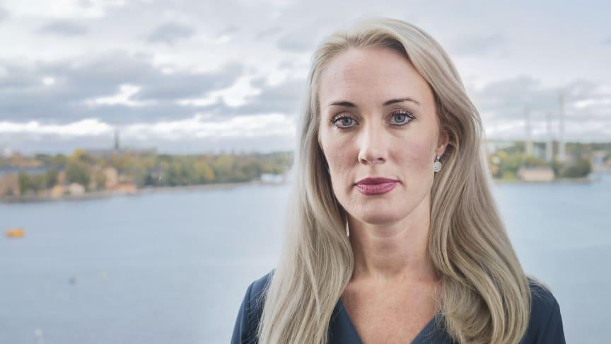 Katarina Hamnholm, nätpratsexpert, Telenor