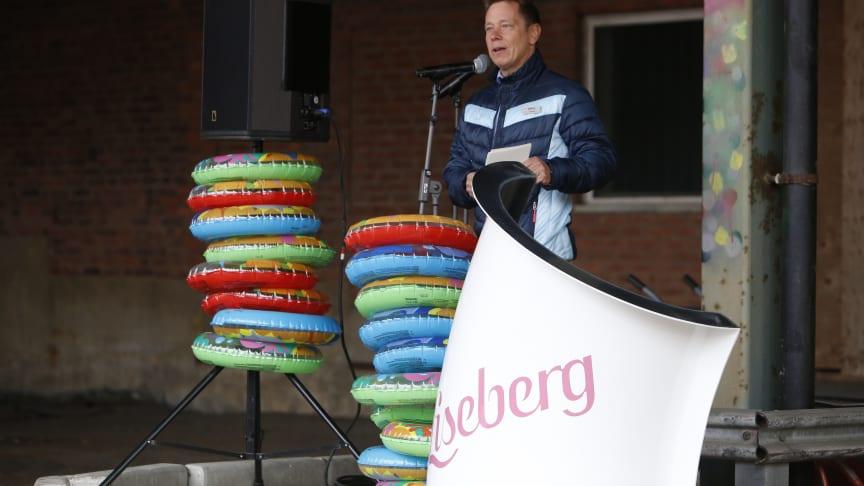 Thomas Sjöstrand, Vd för Lisebergs Jubileumsprojekt