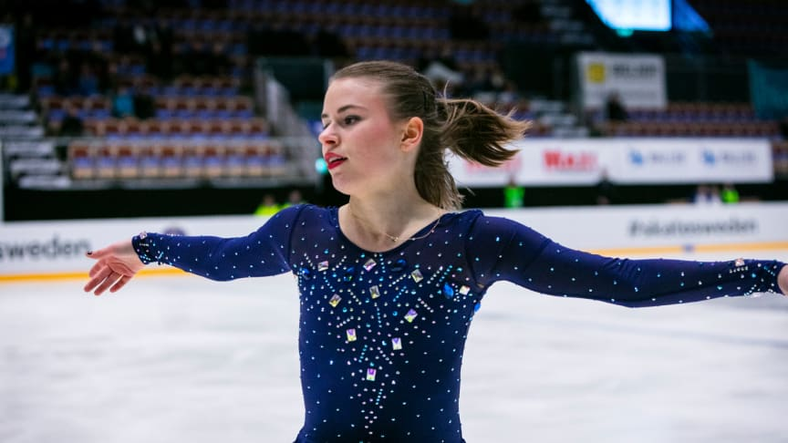 Matilda Algotsson ersätter Anita Östlund i VM 2020