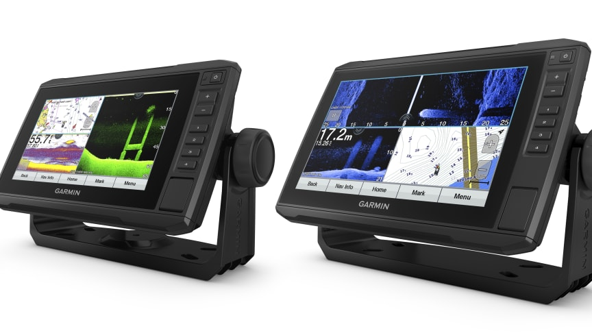 Garmin® presenterer ECHOMAP™ UHD-serien