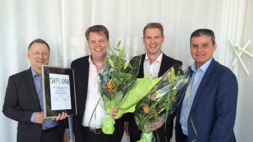 Årets Fastighetsförvaltare finns på Riksbyggen