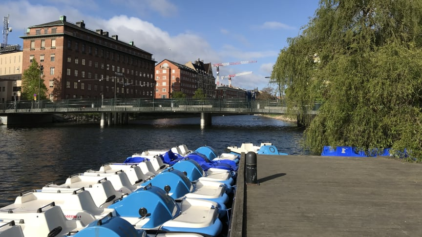 VA SYD arbetar intensivt för en hållbar avloppsrening i hela Malmö Lund-regionen. En tunnel under Malmö är en del i satsningen som skulle rena Malmös kanaler betydligt.